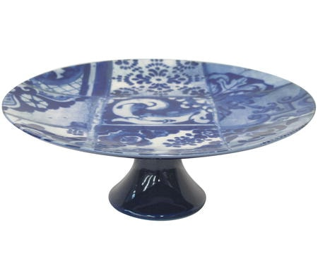 Bastian Lisboa Jalallinen kakkuvati sininen kaakeli