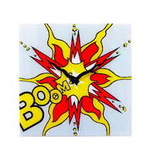 Boom Väggklocka 43cm