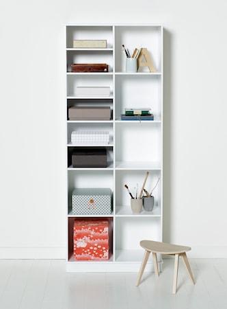 Oliver Furniture Wood shelving unit golvhylla – 2×5