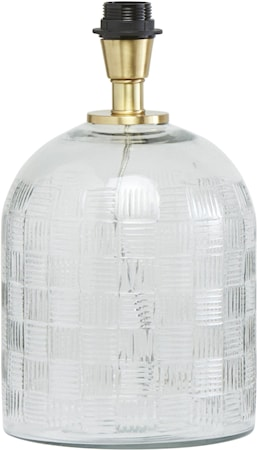 Bilde av Betty Bordlampe Klar 35cm