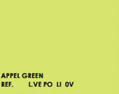Mathy By Bols Volute byrå ? Apple green, 7 lådor