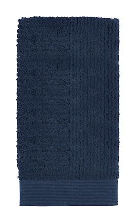 Zone Denmark Håndklæde - Dark Blue - Stk. - Classic - 100% bomuld - 600 g - L 100,0cm - B 50,0cm - Sleeve thumbnail