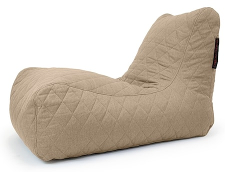 Pusku Pusku Lounge quilted nordic sittsäck ? Concrete