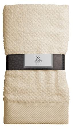 Galzone Håndklæde - 100% bomuld - 400 g - Sand - L 100,0cm - B 50,0cm - Sleeve - Stk. thumbnail