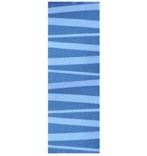Åre Mörkblå/blå matta 2 m