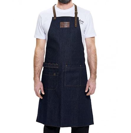 DePalma Workwear Seaside Bar ESiiviläiina Farkku Sininen
