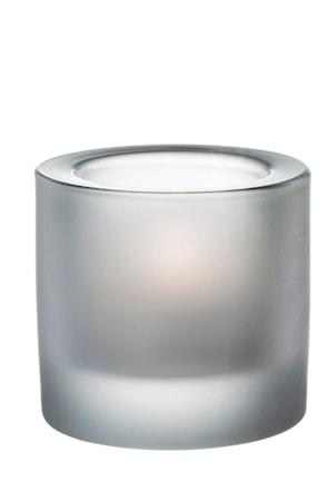 Kivi ljuslykta 60mm frostad Presentförpackning