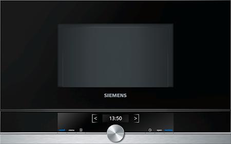 Siemens iQ700 Mikroaaltouuni BF634LGS1