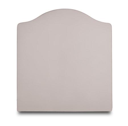 Mille Notti Carlita canvas sänggavel ? Sand 210x140