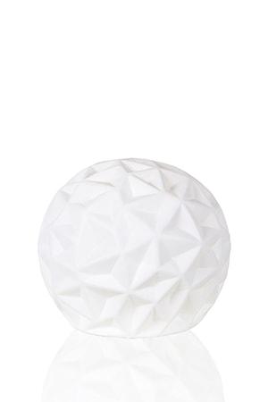 Bilde av Globen Lighting Bordlampe Fasette Hvit