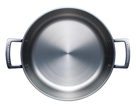 Le Creuset Pata Alu/Teräs kannella 6L/24 cm