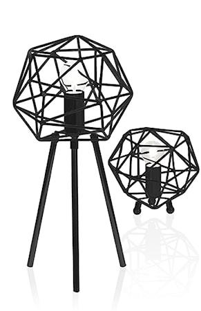 Bilde av Globen Lighting Bordlampe Diamond Svart