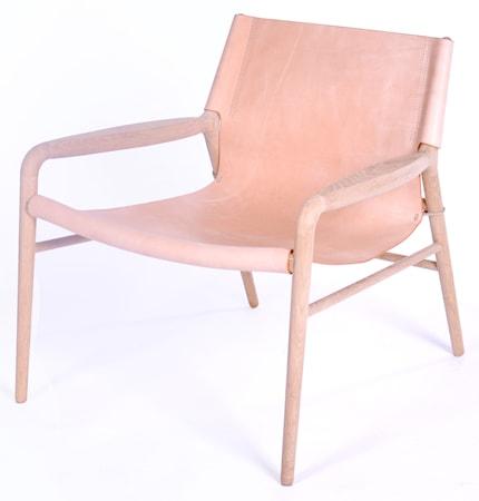 OX DENMARQ Rama chair fåtölj - Såpbehandlad, nature