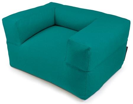 Pusku Pusku Moog nordic sittsäck - Turquoise
