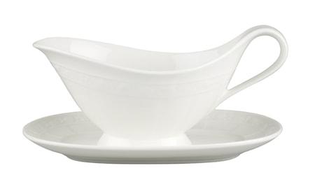 Villeroy & Boch White Pearl Kastikekannu 2 osaa 0,40l