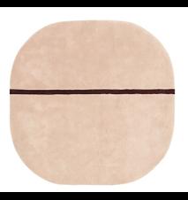 Oona Matta Rosa 140x140 cm