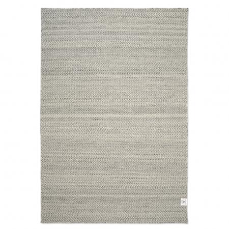 Herringbone Grå/Vit 140x200 cm