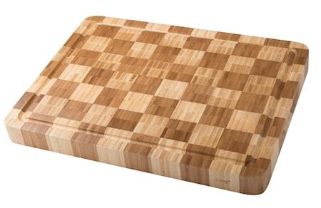 Dorre Leikkulauta bambu 40 x 30 cm