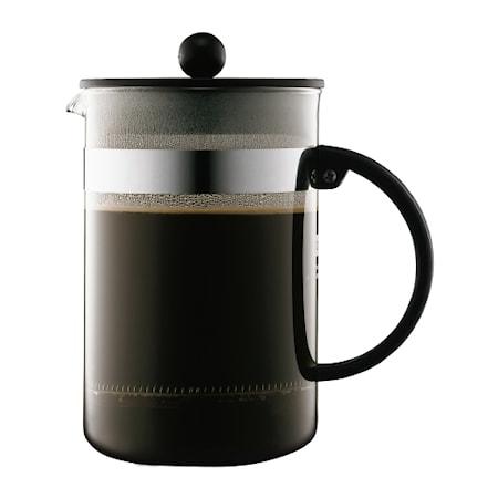 Bodum Bistro Nouveau Kaffebrygger 12 kopper thumbnail