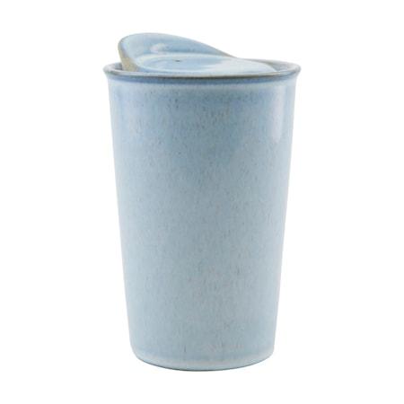Togo mugg ljusblå