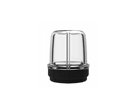 Minichopper till Mixer klar/svart