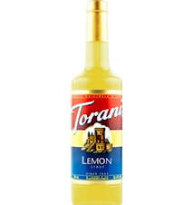 Lemon syrup