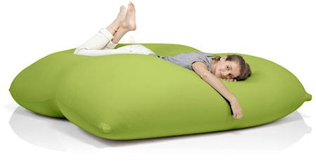 Terapy Ergonomic Living Dino sittsäck - Grön