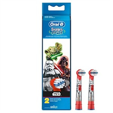 Braun Oral-B Refiller SP Kids 2ct Star Wars