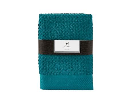 Galzone Håndklæde - 100% bomuld - 400 g - Petrol - L 70,0cm - B 50,0cm - Sleeve - Stk. thumbnail