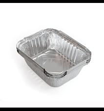 Aluminiumform liten, 5-pack