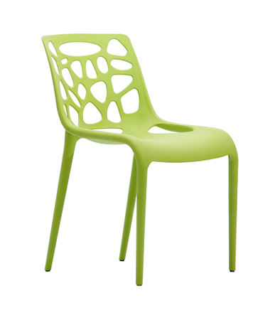 RGE Garden stol - Grön