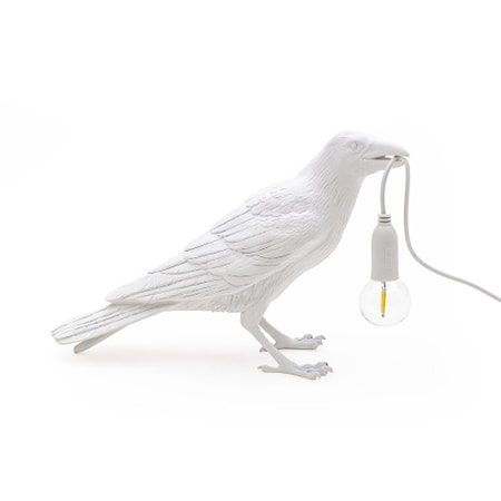 Bird Lamp Waiting Vit