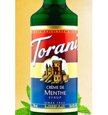 Crème De Menthe Syrup 750 ml -
