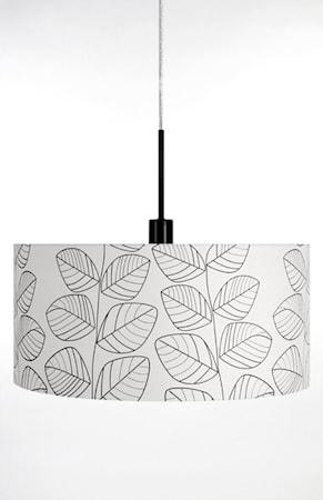 Bilde av Globen Lighting Pendel Grafic Svart