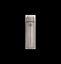 Rostfri ståltermos med Click-kork 0,75 L