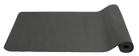 YOGA mat, TPE, black