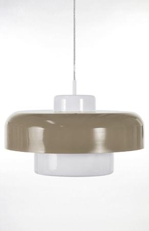 Bilde av Globen Lighting Pendel Bullen Beige