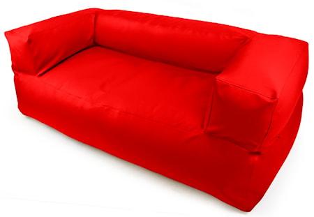 Pusku Pusku Sofa moog outside sittsäck - Red