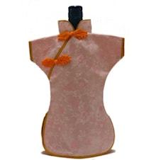 Concubine- Flasköverdrag i form av en klädnad