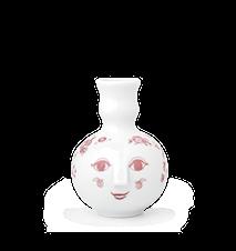 Vas, Rie, rosa, H 10,5 cm