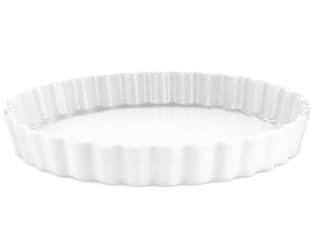 Pajform nr. 11 vit, Ø 33 cm
