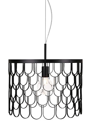 Bilde av Globen Lighting Pendel Gatsby Svart