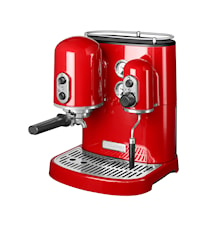 Artisan espressomaskin röd, 2
