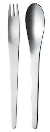 Arne Jacobsen Serveringsbestick Rostfritt Stål Matt
