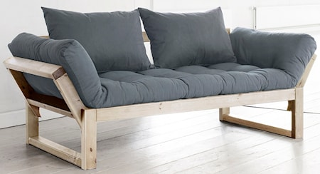 KARUP Edge soffa ? Natur/Ljusgrå