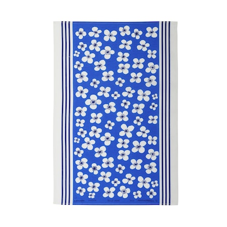 Bilde av Belle Amie Kjøkkenhåndkle Blå