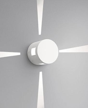Bilde av Artemide Effetto round LED vegglampe