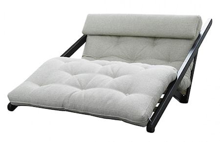 KARUP Figo soffa ? Svart/Röd