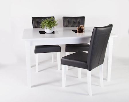 Falsterbo Halmstad matgrupp - 4 stolar + klaff 40 cm