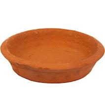 Fat till terrakottakruka, Ø 15 cm x H 3 cm